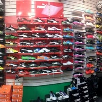 Photo taken at The Soccer Store by Pedro M. on 12/27/2012