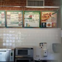 Photo taken at Subway by Jay L. on 7/19/2013