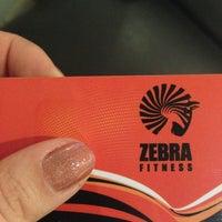 Photo taken at Zebra Fitness by Ri S. on 2/10/2013