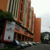Photo taken at Kolej Universiti Poly-Tech MARA Kuala Lumpur by John Mayor on 12/31/2012