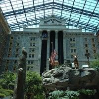 Photo taken at Sam's Town Hotel & Gambling Hall by Awake U. on 7/4/2013
