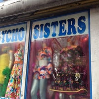 Photo taken at Psycho Sisters by Barbara O. on 7/19/2014