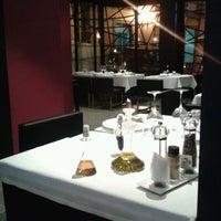 Photo taken at Restaurante Majuga by Caro P. on 10/19/2012