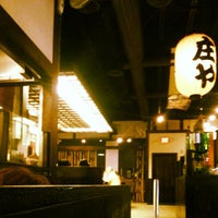 Photo taken at Shoya Izakaya by 매운 여자 Coty R. on 5/25/2013