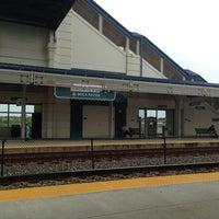 Photo taken at Tri-Rail - Boca Raton Station by Stephen M. on 11/5/2013