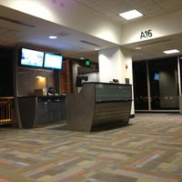 Photo taken at Gate A16 by George C. on 7/22/2013