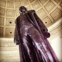 Photo taken at Thomas Jefferson Memorial by Rob M. on 7/6/2013