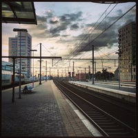 Photo taken at Station Leuven by Damien B. on 6/29/2013