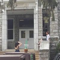 Photo taken at Harrison Hall by Megan C. on 5/9/2014