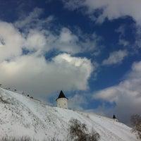 Photo taken at Свято-Знаменский Абалакский монастырь by Ирина Сергеевна М. on 3/8/2013