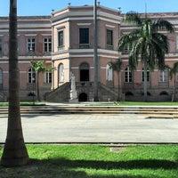 Photo taken at Arquivo Nacional by Eduardo V. on 8/14/2013