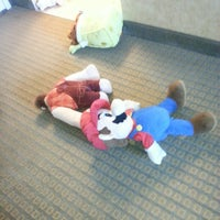 Photo taken at DoubleTree Suites by Hilton Hotel Anaheim Resort - Convention Center by Reggie S. on 1/20/2013