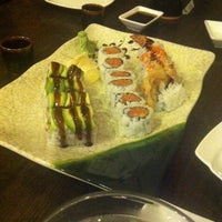 Photo taken at River Japanese Cuisine by Muhammad M. on 9/12/2013