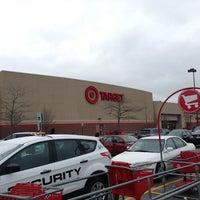 Photo taken at Target by Adam G. on 12/26/2012