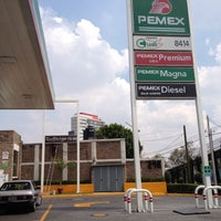 Photo taken at PEMEX by Едуардо Х. on 10/12/2013