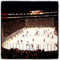 Photo taken at Wells Fargo Center by Kevin E. on 3/26/2013