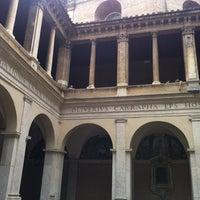 Foto scattata a Chiostro del Bramante da Corvanna il 6/9/2013