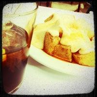 Photo taken at Fragments Cafè by Micky L. on 10/20/2012