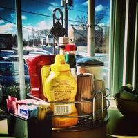 Photo taken at Barnside Diner by sacha J. on 2/1/2013