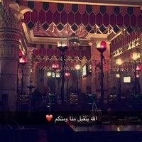 Photo taken at La Maison Du Cafe by Abdulaziz A. on 6/23/2015