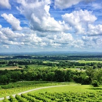 Photo taken at Bluemont Vineyard by Liz S. on 7/16/2013