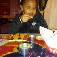 Photo taken at Shalimar Tandoor Grill & Bar by Christine H. on 1/19/2013