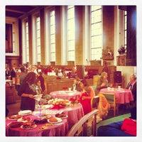 Photo taken at St Mary's Church by Sebastian Z. on 12/8/2012