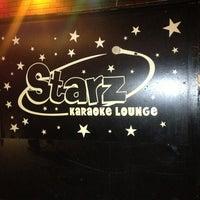 Photo taken at Starz Karaoke Lounge by Seneca D. on 3/21/2013