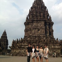 Photo taken at Candi Prambanan (Prambanan Temple) by Jeaf G. on 7/21/2013