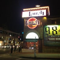 Photo taken at Laugh Factory by Mackenzie M. on 2/1/2013