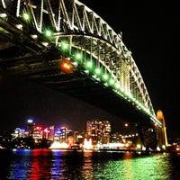 Photo taken at Sydney Harbour Bridge by Simon C. on 1/21/2013