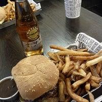 Photo taken at Big Smoke Burger by Betty K. on 5/27/2013