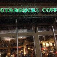Photo taken at Starbucks by ARISA T. on 1/9/2014