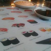 Photo taken at Ami Sushi by Sarah P. on 5/14/2013