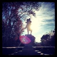 Photo taken at Giardini Margherita by Antonio G. on 12/9/2012