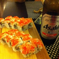 Photo taken at Sushidoro by GiMmi B. on 10/1/2012