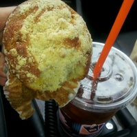 Photo taken at Dunkin Donuts by Ashlea B. on 7/10/2013