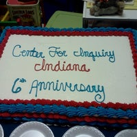 Photo taken at Center for Inquiry Indiana by Serra Z. on 3/10/2013