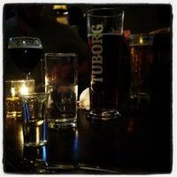 Photo taken at Ma Bistro Bar by Itai K. on 3/22/2013