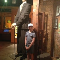 Photo taken at Ripley's Believe It Or Not by Stephen S. on 5/3/2013