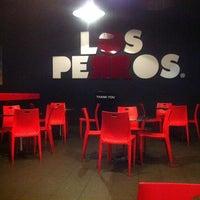 Photo taken at Los Perros by Oscar R. on 11/15/2013