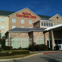 Photo taken at Hilton Garden Inn by Technospunky on 12/18/2013