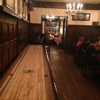 Photo taken at White Horse Tavern & Restaurant by Katie C. on 4/19/2013
