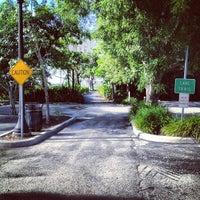 Photo taken at Palm Beach Bike Trail by Kurt P. on 8/11/2013