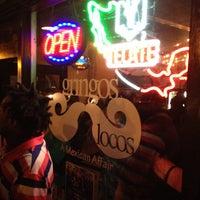 Photo taken at Gringos Locos by Kurt P. on 3/10/2013