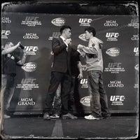 Photo taken at Ultimate Fighting Championship by Juan C. on 9/26/2014