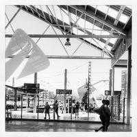 Photo taken at Estació d'Alacant Terminal by Javier A. on 7/25/2013
