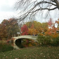 Photo taken at Central Park by Hakan A. on 11/5/2013