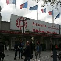 Photo taken at Paris Expo Porte de Versailles by Gilles B. on 9/18/2012