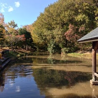 Photo taken at 大原みねみち公園 by ypsilon on 11/18/2012